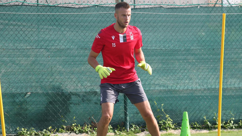Steele heads back to Lions on loan