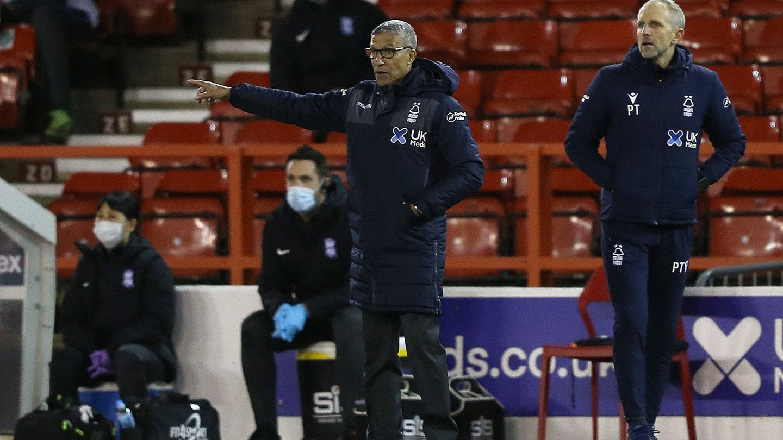 Hughton looks ahead to Stoke