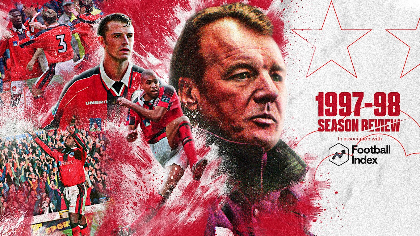 Season Review 1997-98 - in association with Football Index