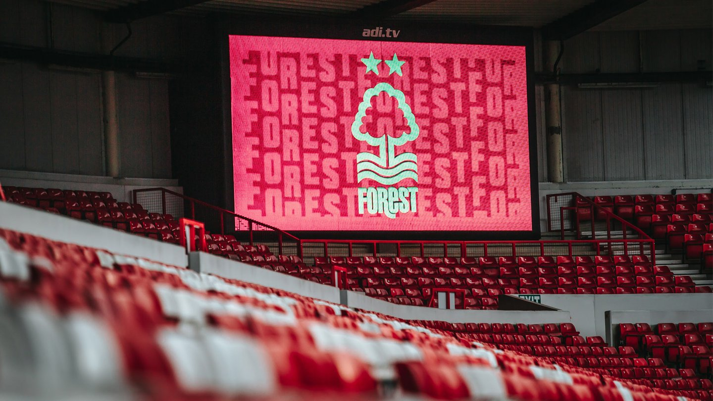 Forest matches selected for Sky Sports coverage