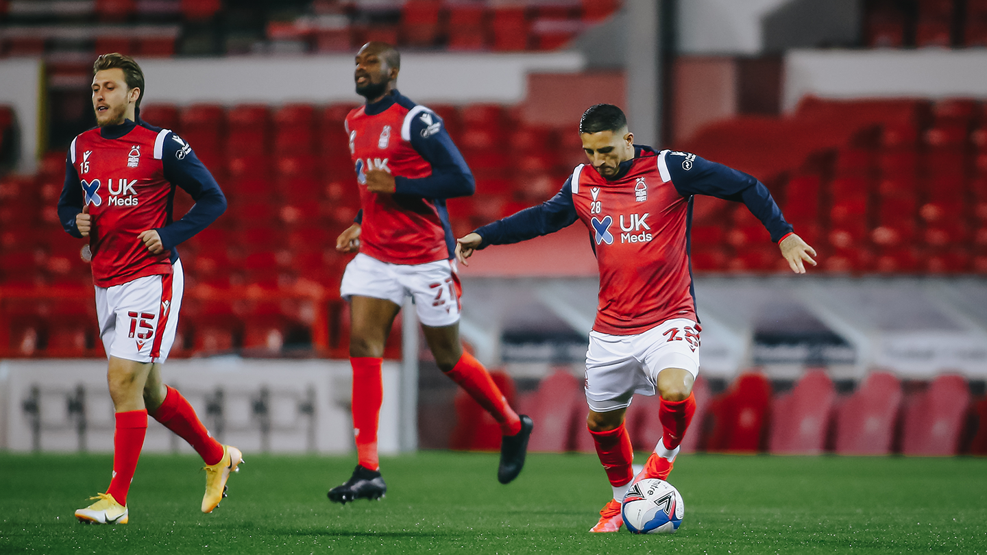 Team news: Forest vs Wycombe