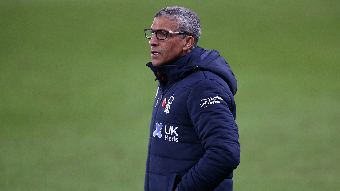 Hughton focused on attacking improvements