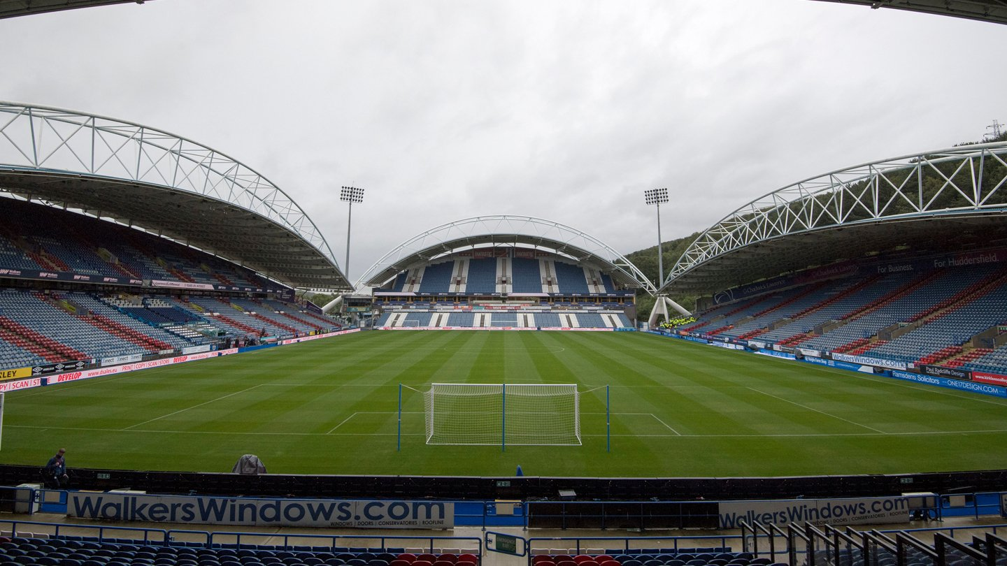 Huddersfield game selected for TV coverage
