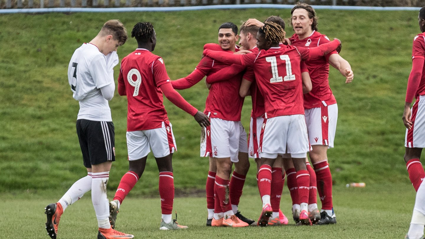 Under 23s: Forest 1-0 Sheffield United
