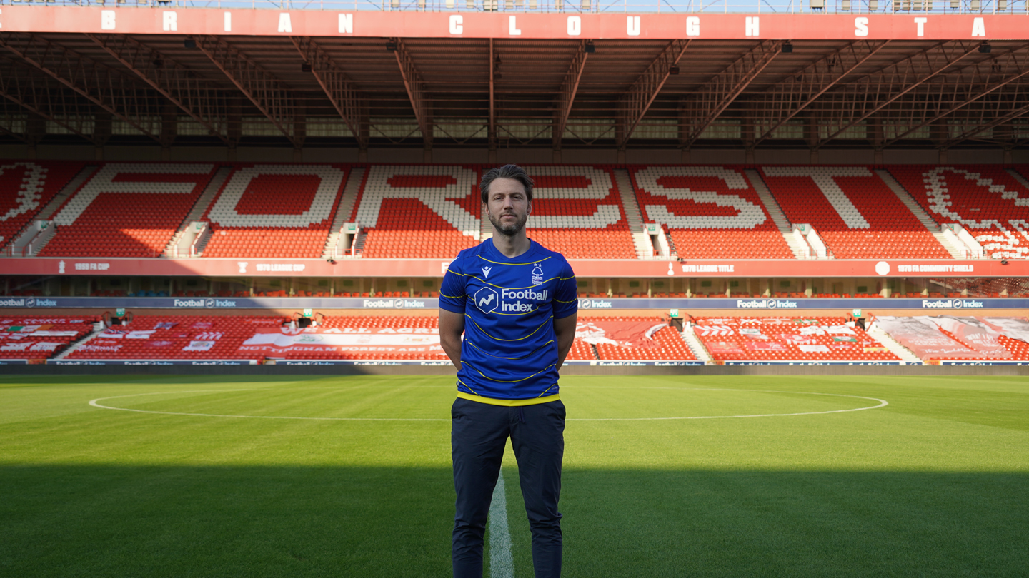 Arter thrilled to join 'ambitious' Forest