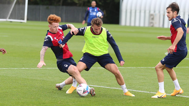 Team news: QPR vs Forest