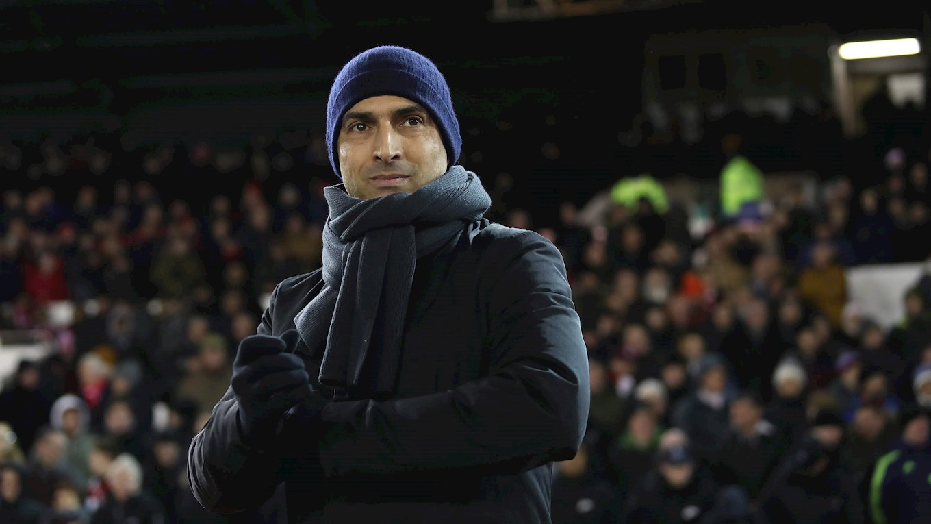 Lamouchi on disappointing Charlton defeat