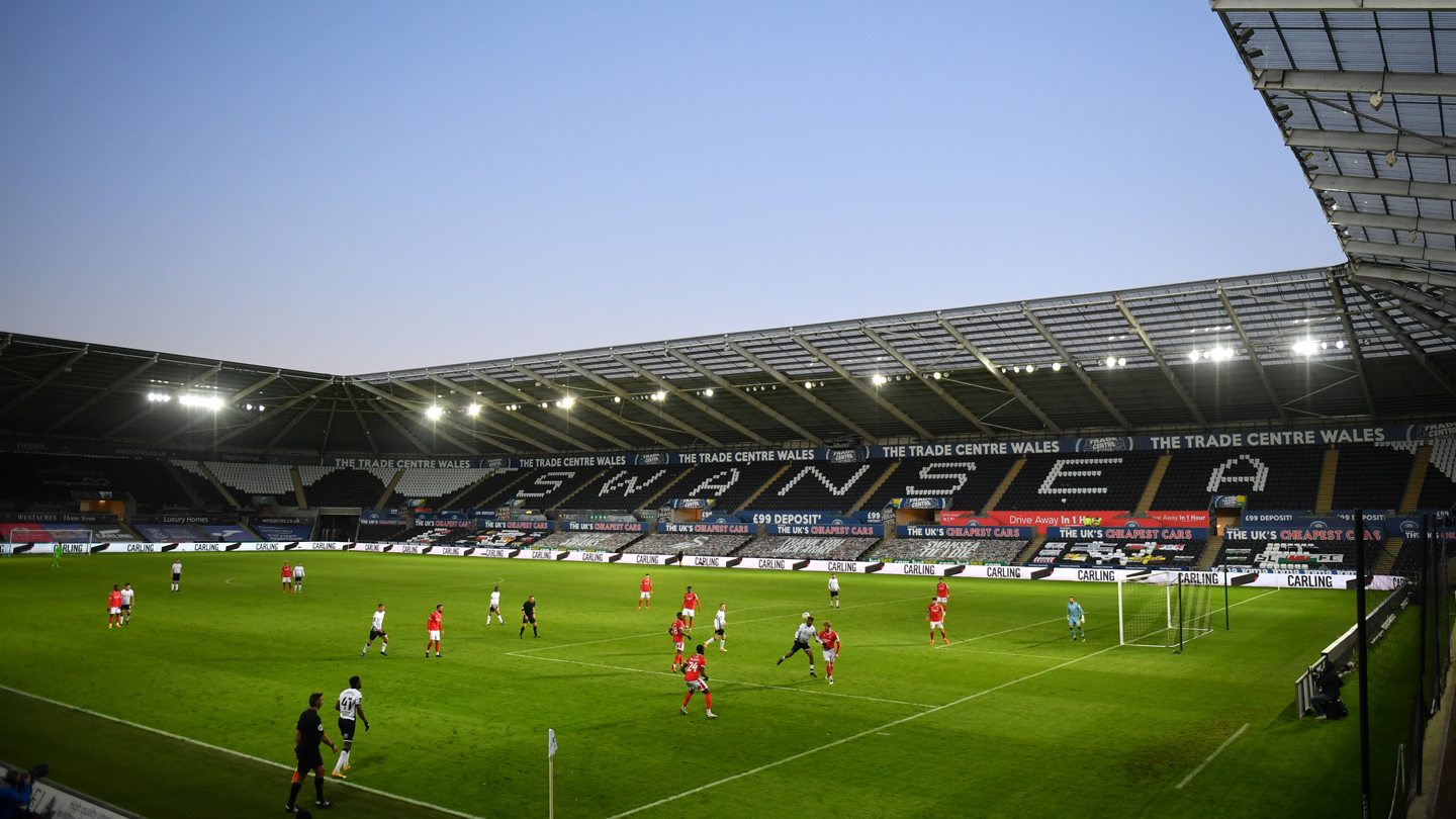 Swansea kick-off time brought forward