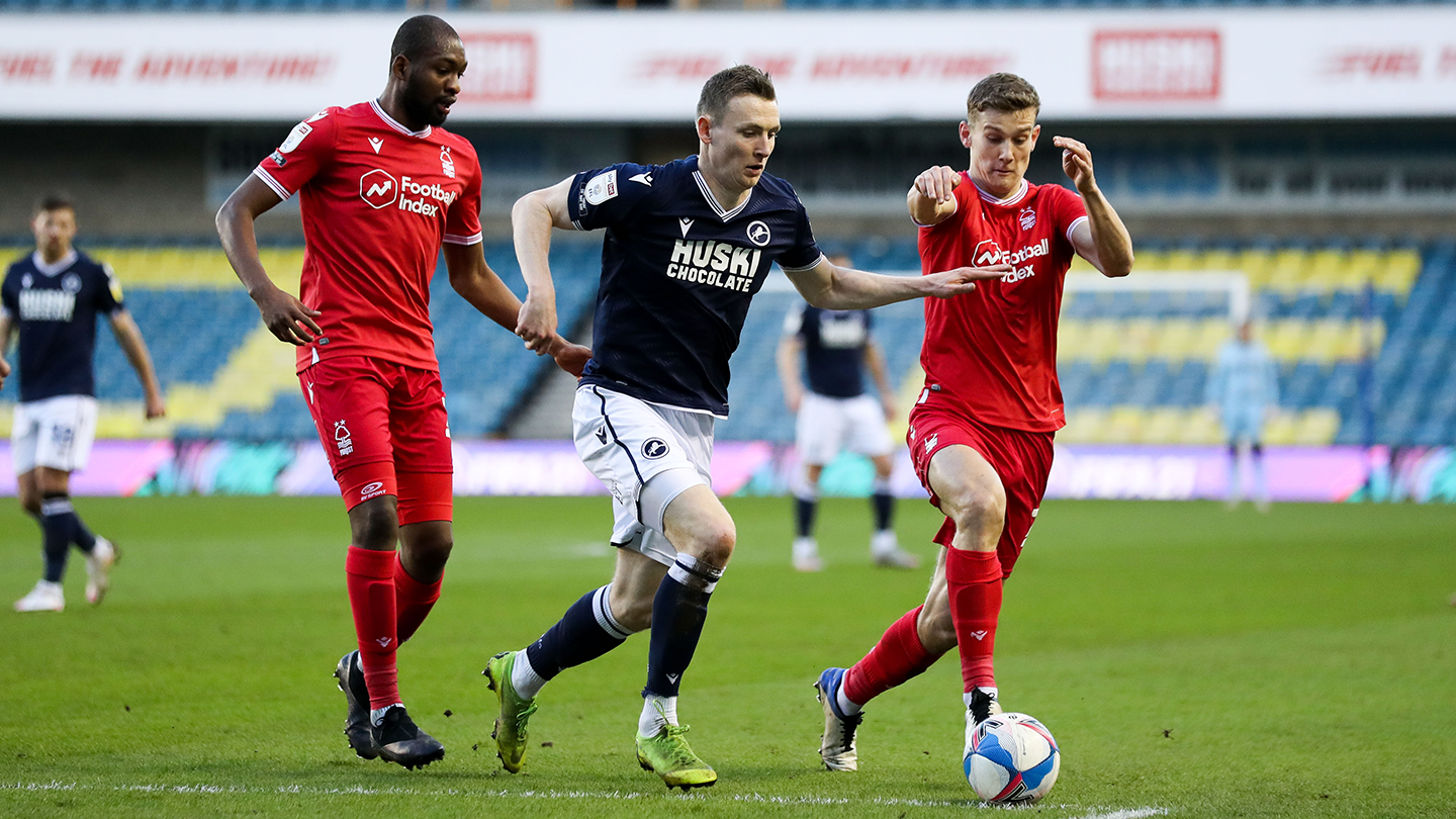Grab your Millwall half-time draw tickets!