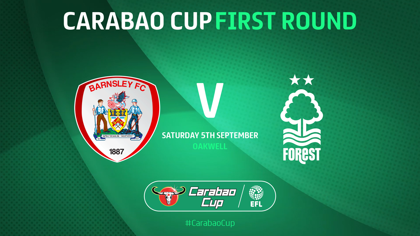 Watch Barnsley vs Forest live on iFollow Forest!
