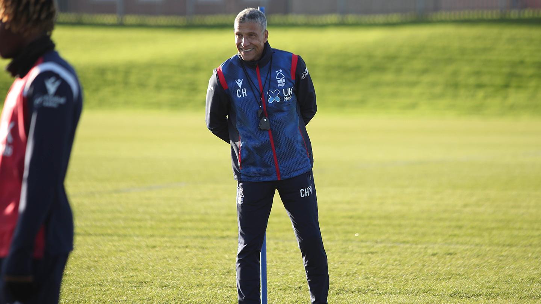 Hughton looks ahead to Watford