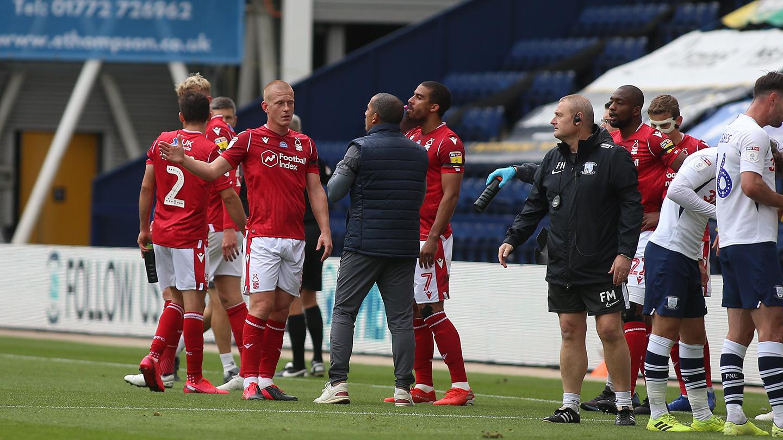 Team news: Forest vs Swansea