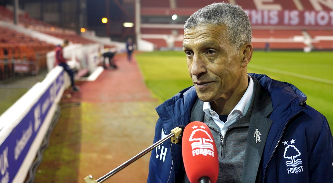 Hughton: A game of two halves
