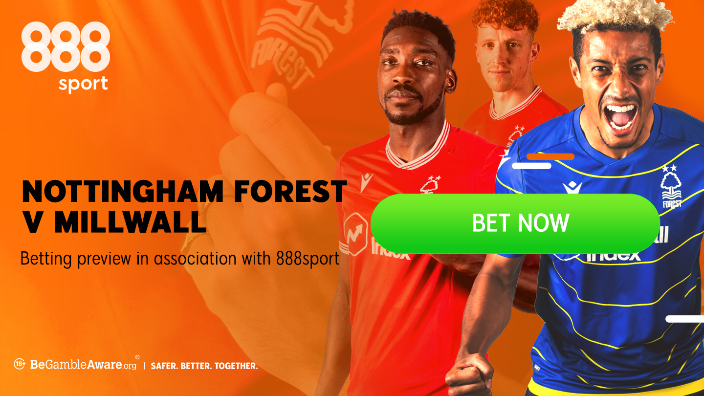 888sport betting preview: Forest to keep good run going