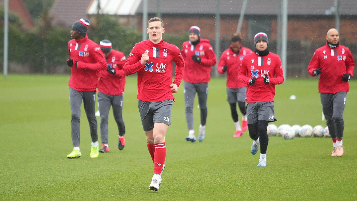 Reds prepare for Middlesbrough