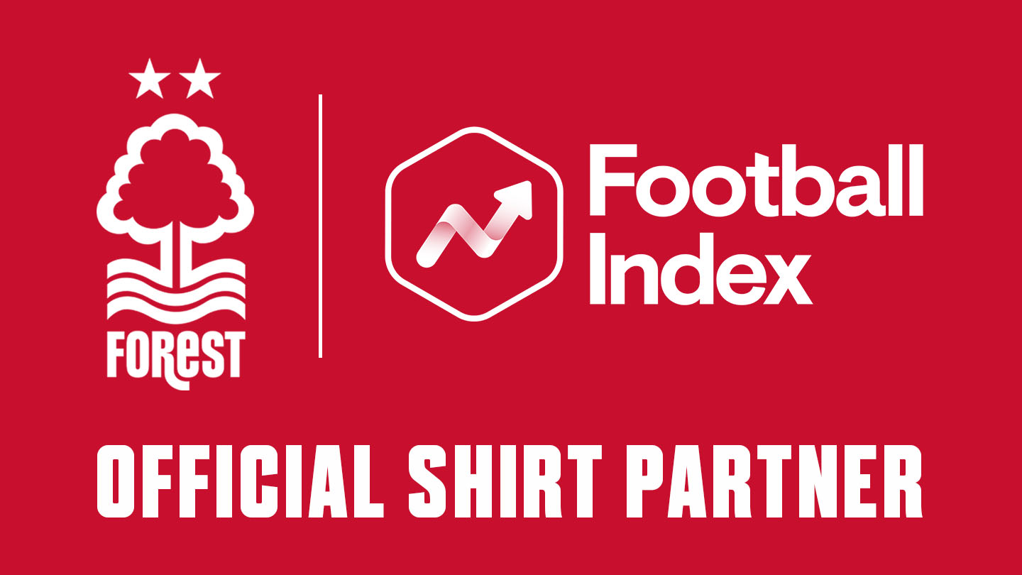 Football Index continue their partnership with Nottingham Forest into 2020-21 season