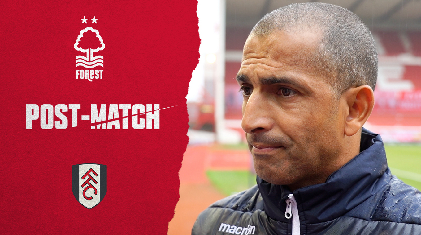Lamouchi on Fulham defeat