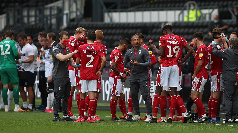 Team news: Forest vs Fulham