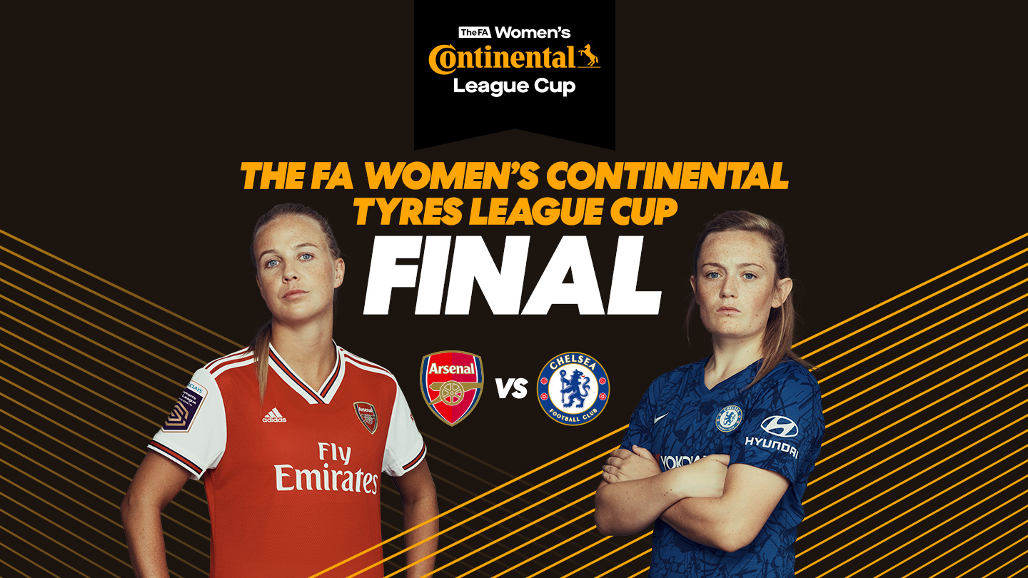 Conti Cup final comes to The City Ground on Saturday!