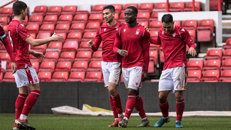 Under 23s crowned league winners