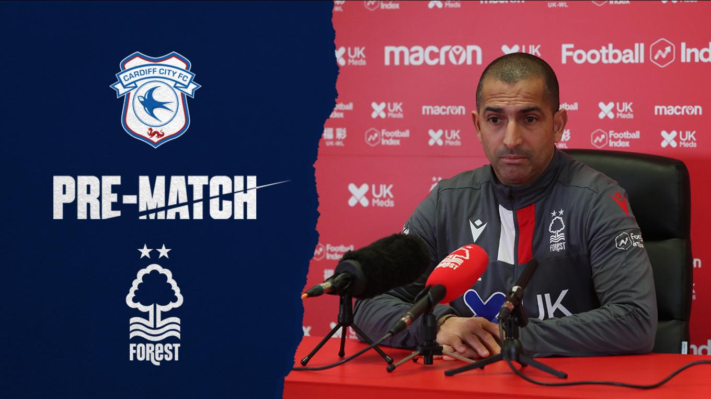 Lamouchi on Cardiff clash