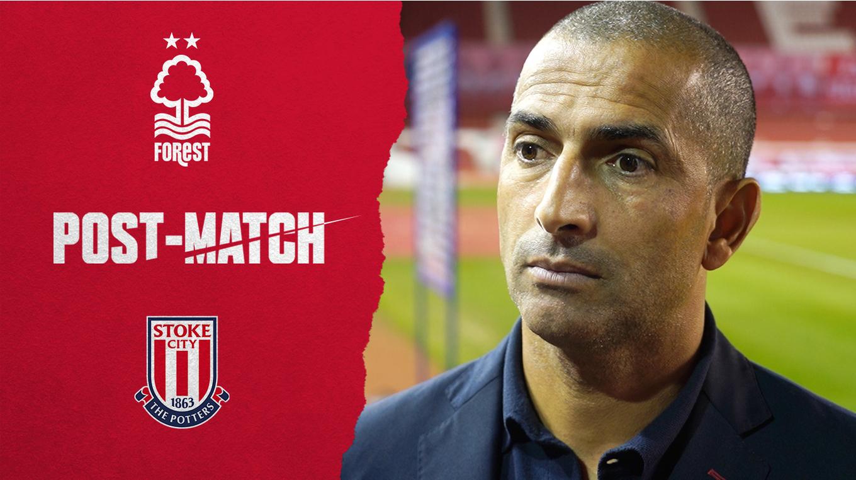 Sabri Lamouchi post-Stoke City