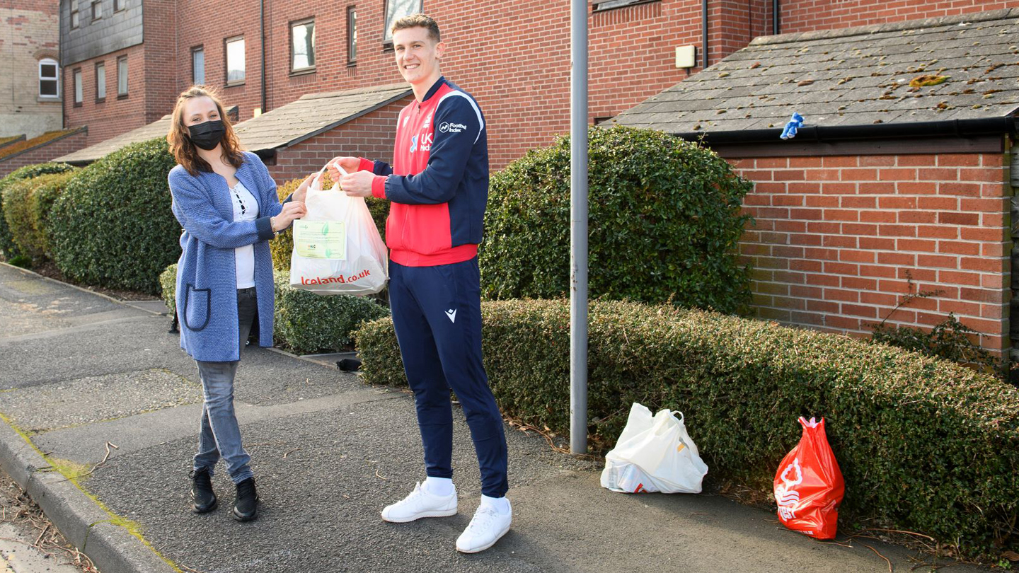 One million food parcels delivered by EFL clubs during pandemic