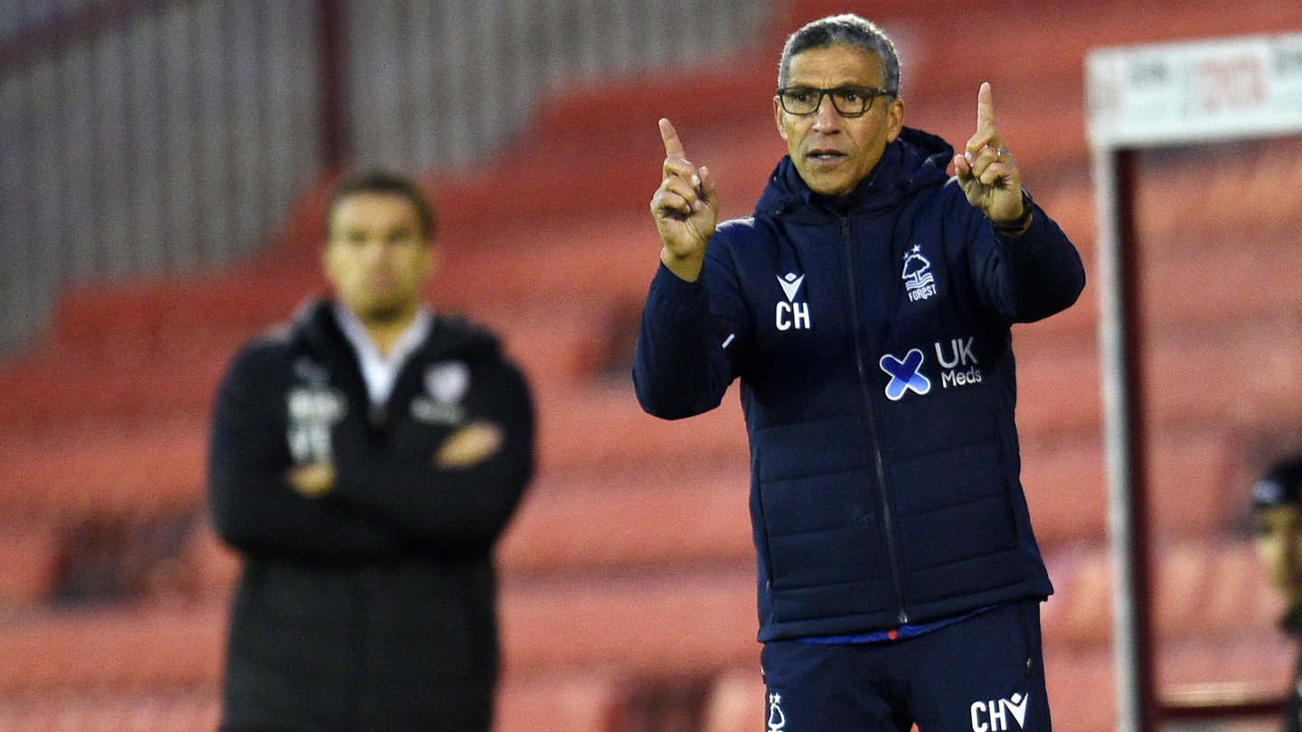 Hughton on Barnsley defeat