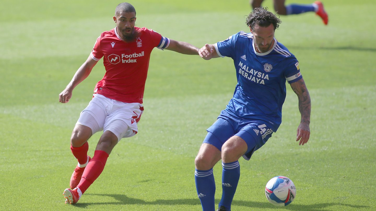 Forest 0-2 Cardiff