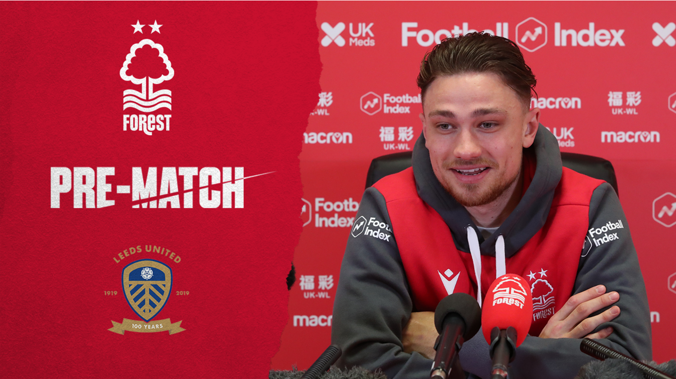 Cash excited for Leeds clash