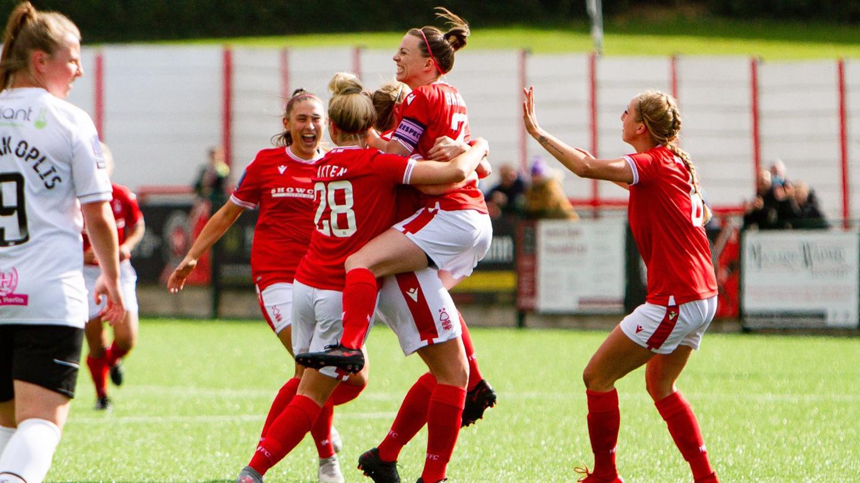 Enjoy matchday hospitality for Forest Women vs Hull City