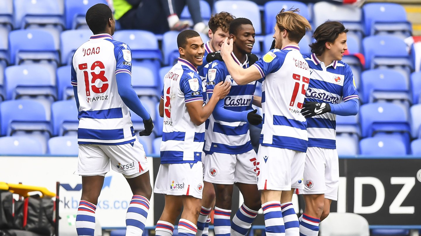 From the visitors' camp: Reading