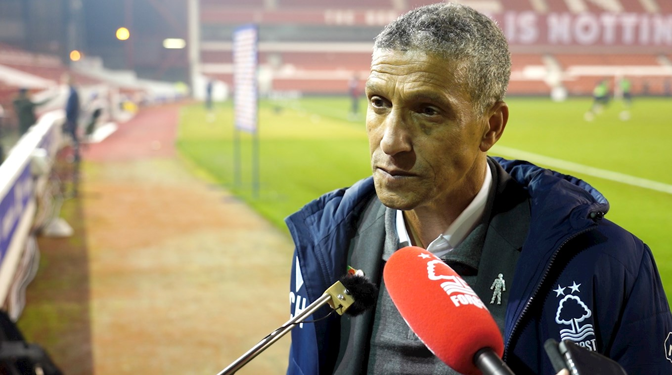 Hughton on Wycombe win