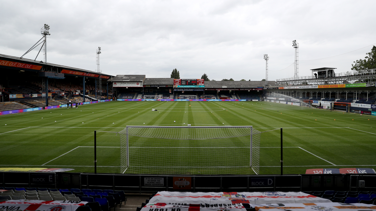 Stats pack: Luton vs Forest