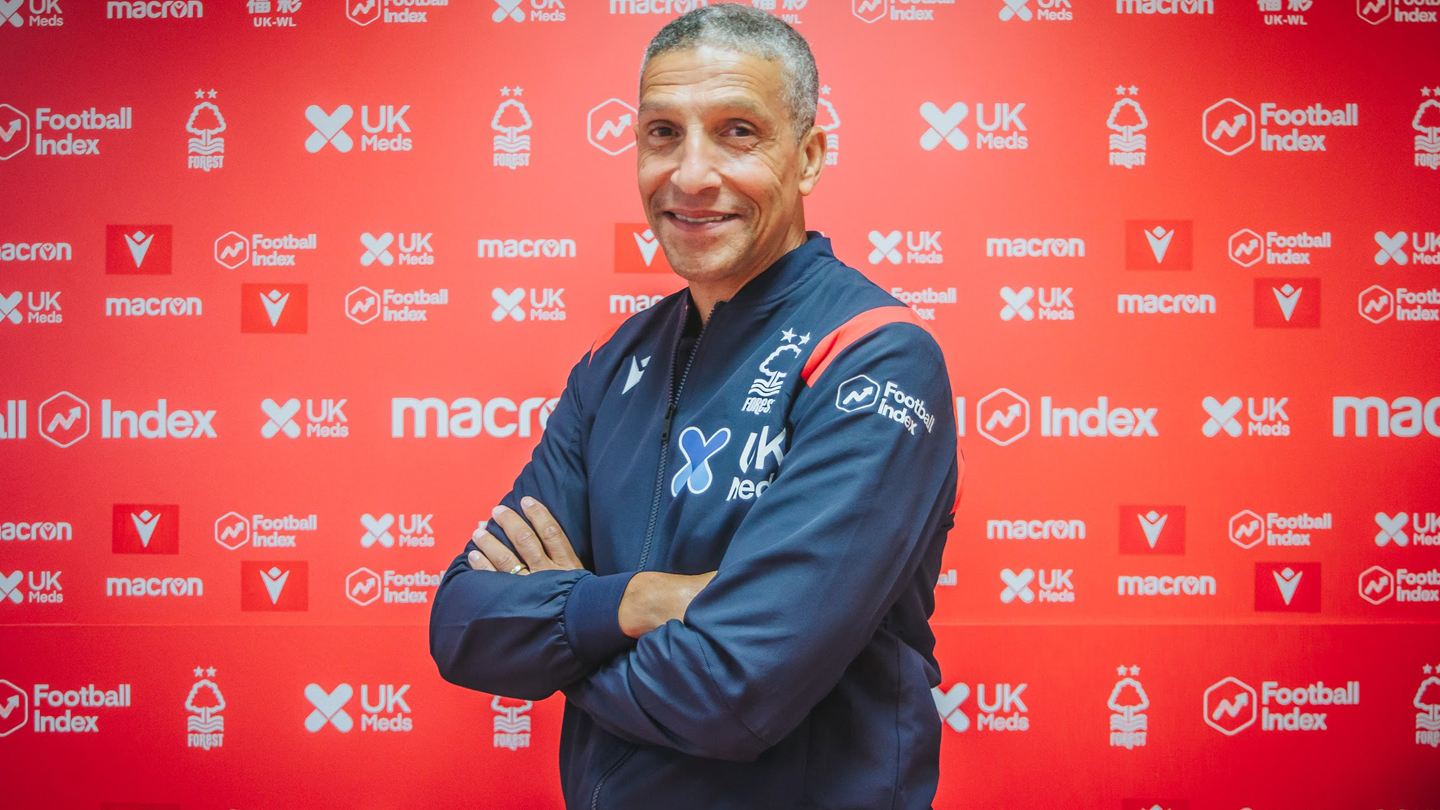 Hughton excited by Forest project