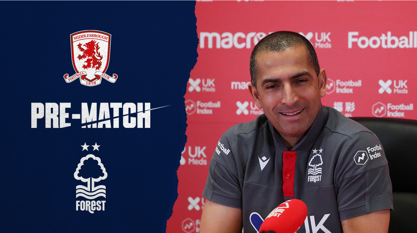 Lamouchi: We are focused and determined
