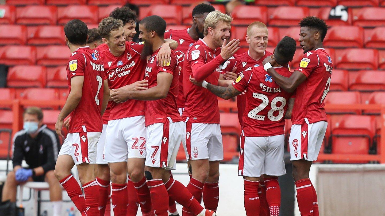 Forest 1-0 Bristol City