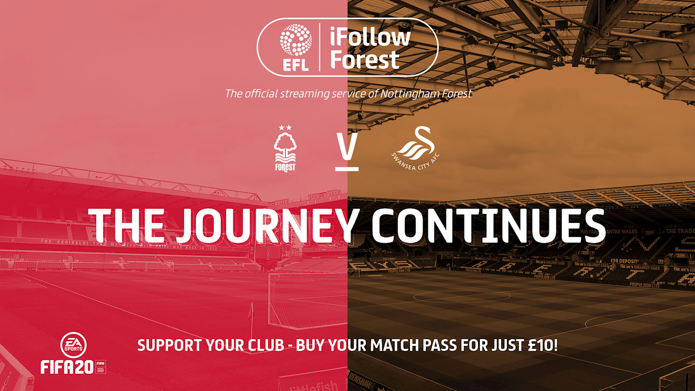 Forest vs Swansea: iFollow Forest FAQs
