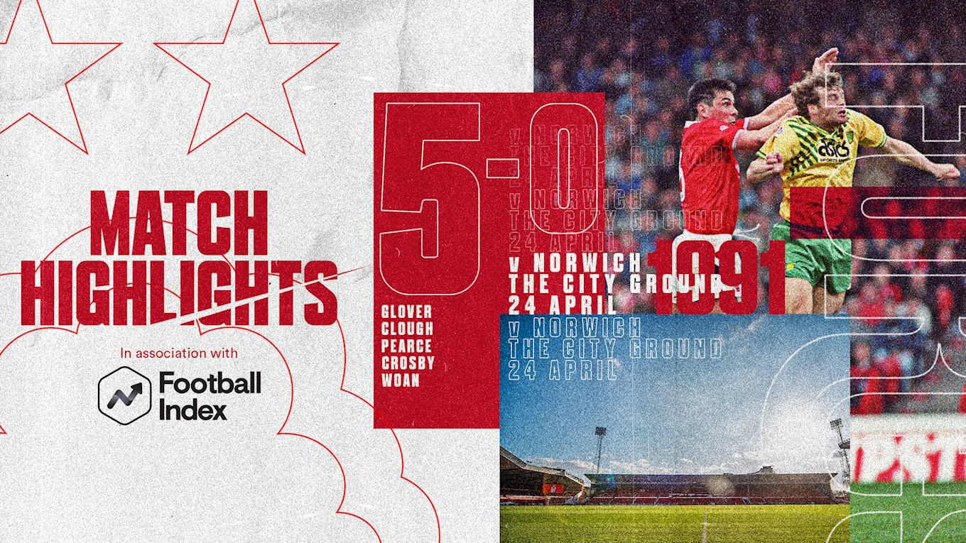 On this day in association with Football Index - Reds shoot down Canaries