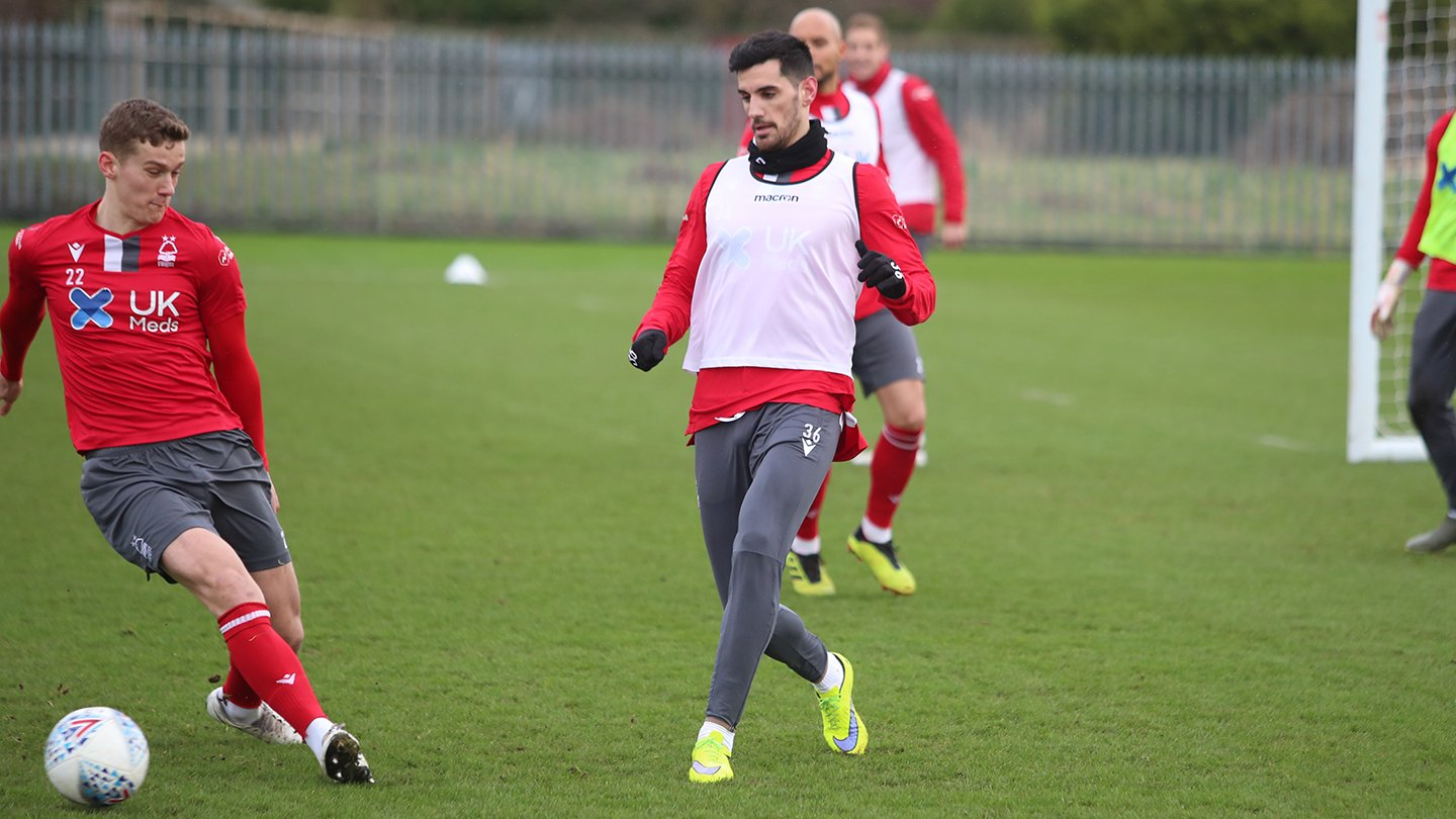 Reds gearing up for Luton