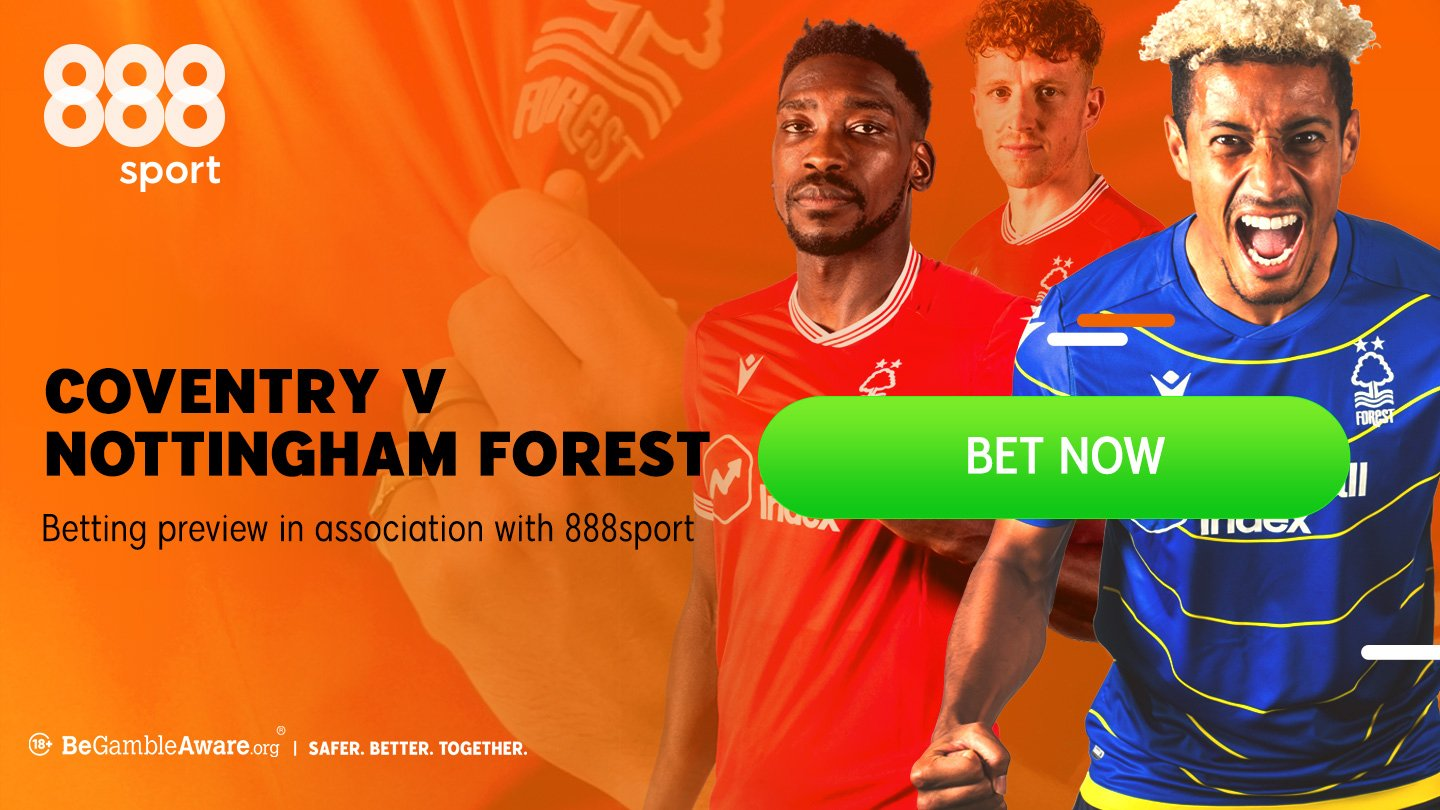 888sport betting preview: Forest to grab vital three points