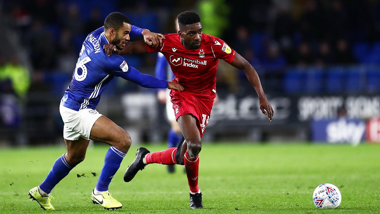 Ameobi on Cardiff win