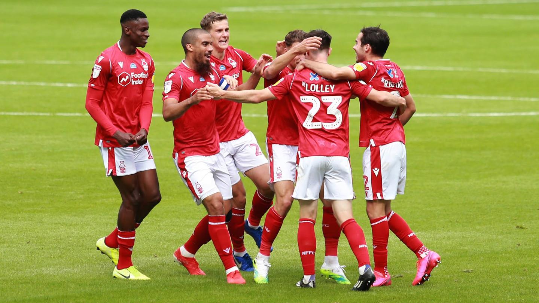 Team news: Forest vs Huddersfield