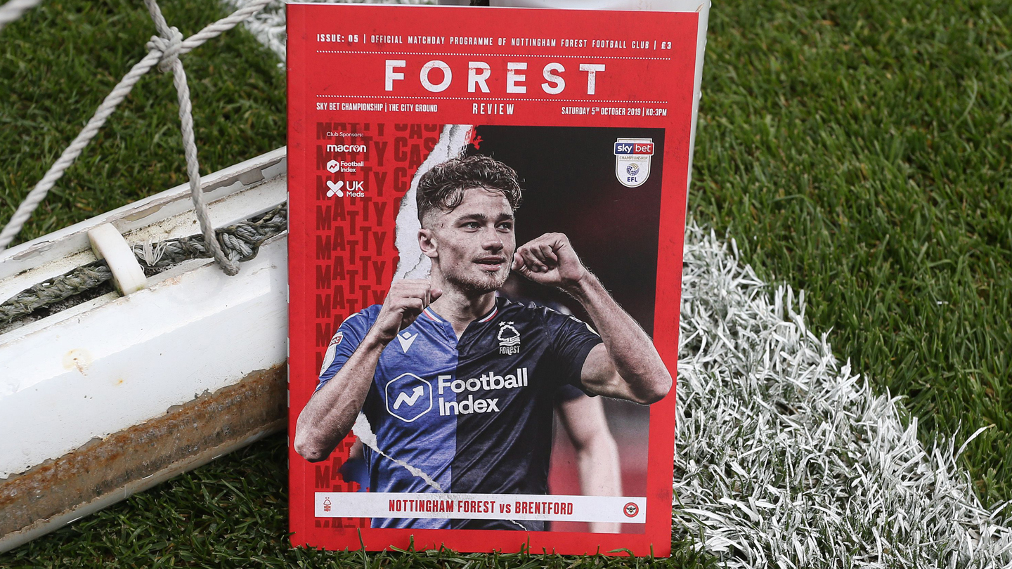 Limited editions of Forest Review now available!