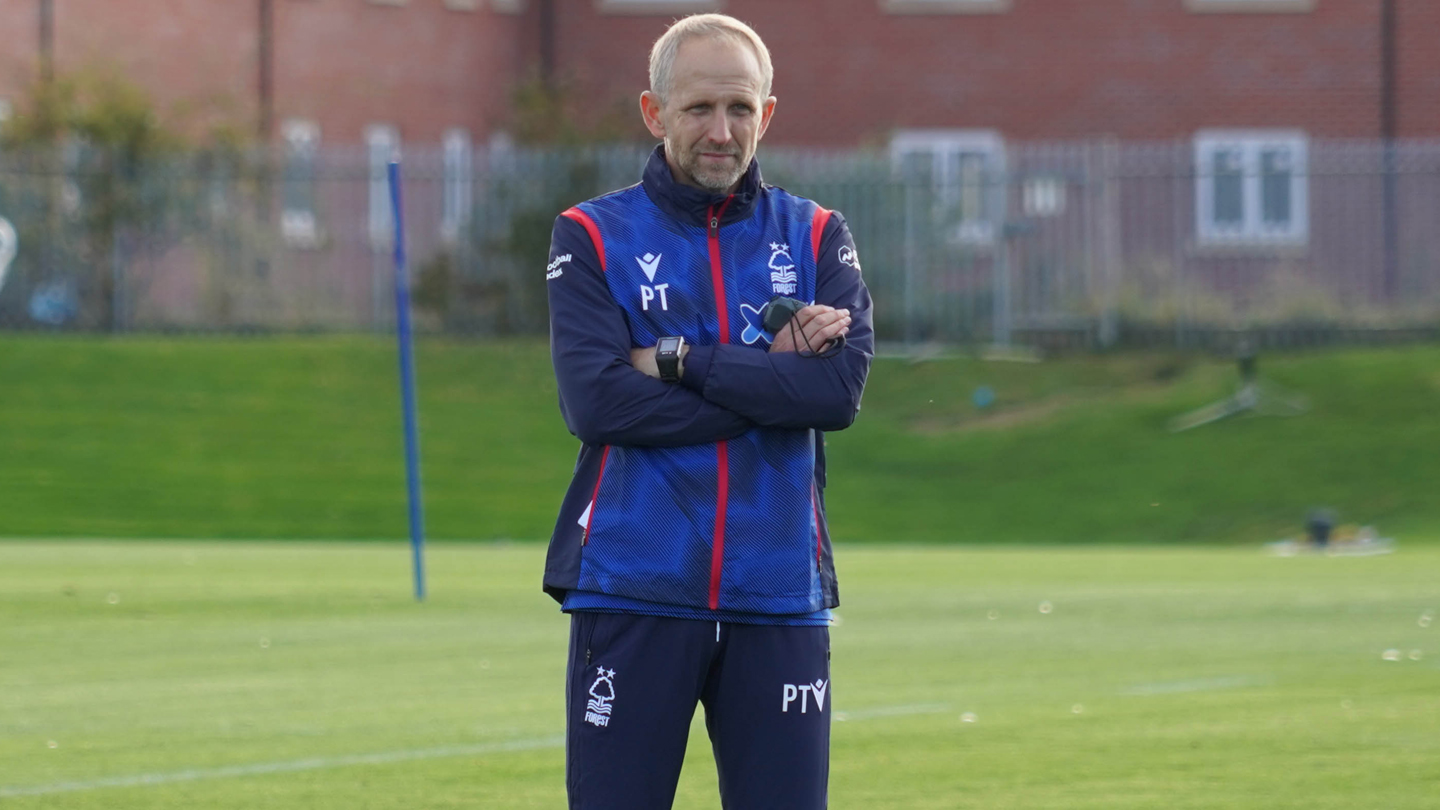 Trollope joins as assistant manager