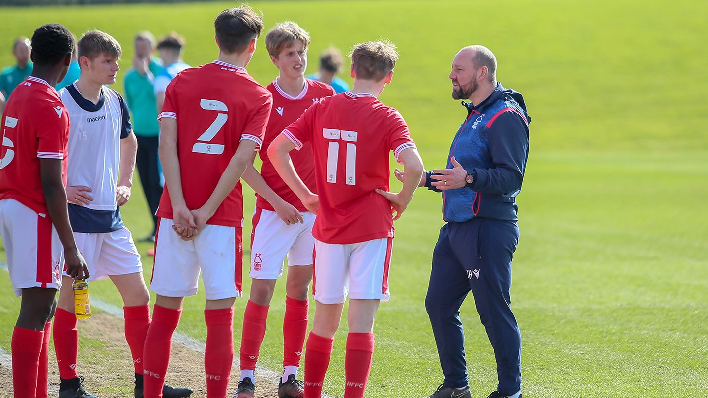Under 18s: Coventry 2-1 Forest