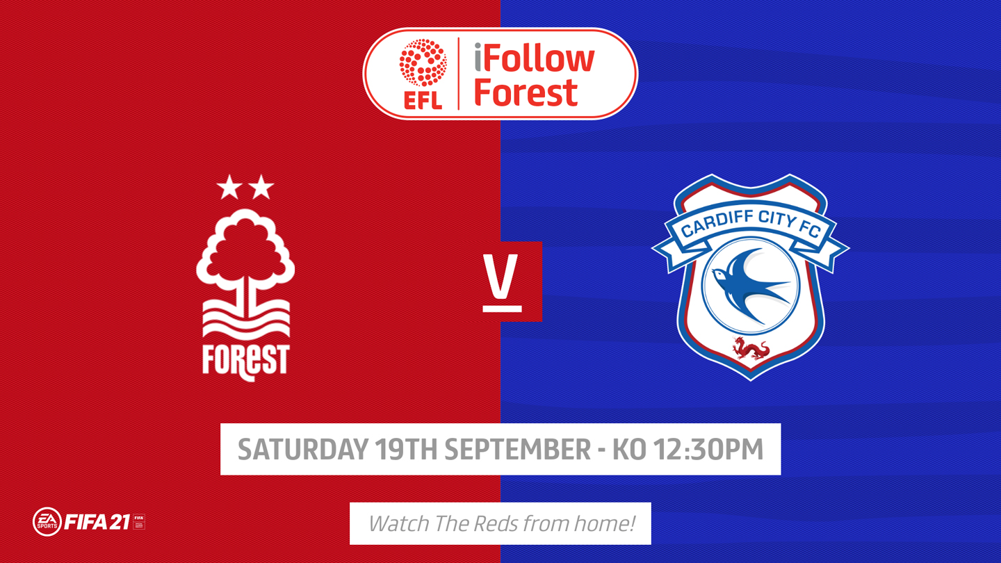iFollow information for Forest vs Cardiff
