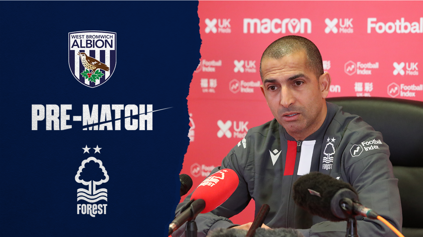 Lamouchi looks ahead to West Brom