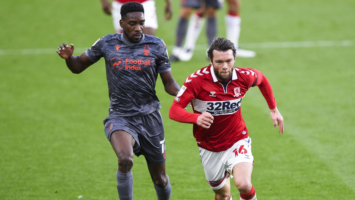 Kick-off change for Middlesbrough clash