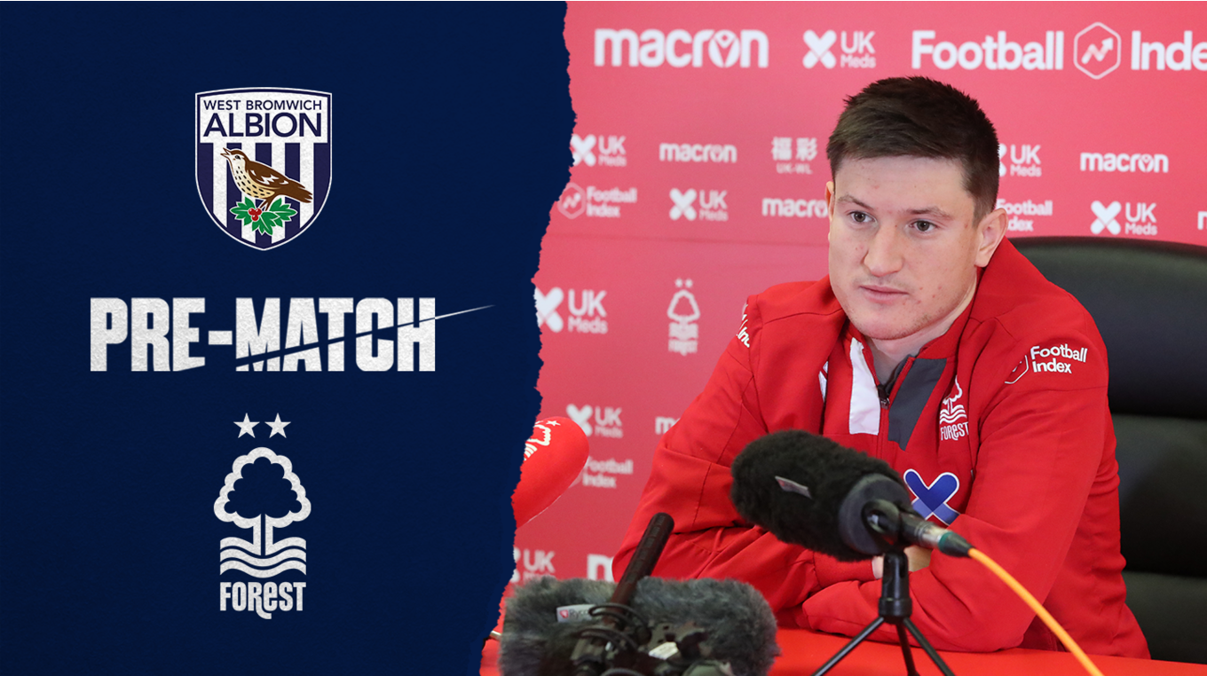 Lolley looks ahead to West Brom